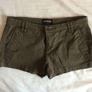 "Express Short Shorts - 2.5"" inseam"